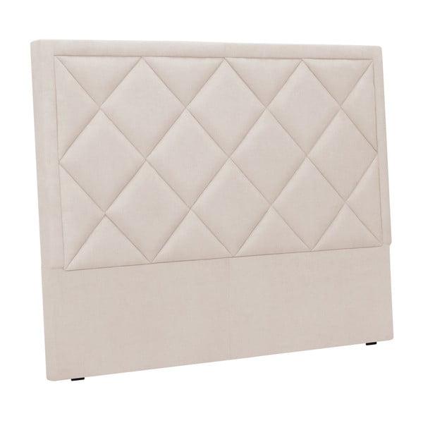 Krémové čelo postele Windsor & Co Sofas Superb, 180 x 120 cm