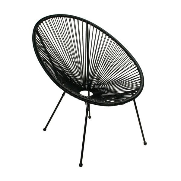 Dalida 2 db fekete fotel - ADDU