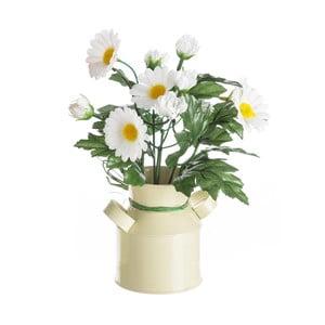 Umělá květina v květináči Unimasa Margarita