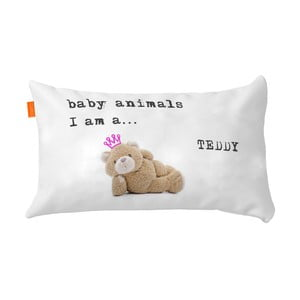 Povlak na polštář Teddy, 50x30 cm