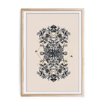 Tablou Velvet Atelier Botanical, 60 x 40 cm