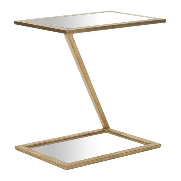 Kávový stolek Andrea Accent Gold