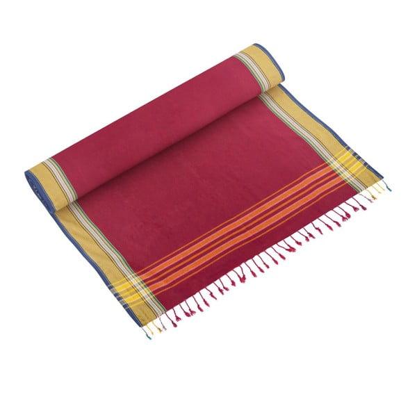 Ručník Uner Red, 100x178 cm