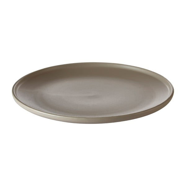 Farfurie ceramică Premier Housewares Malmo, Ø 27 cm, maro