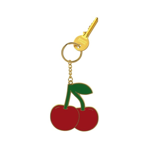 Breloczek w kształcie wiśni DOIY Cherry