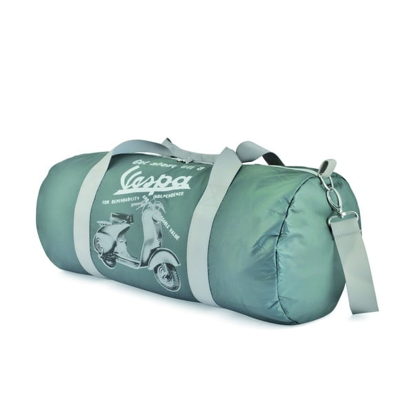 Cestovní taška Vespa Dark Green