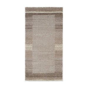 Hnědý koberec Calista Rugs Jaipur, 67x130cm
