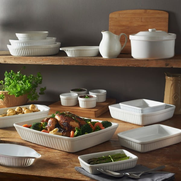 Sada 4 ramekin forem Mason Cash Classic Collection