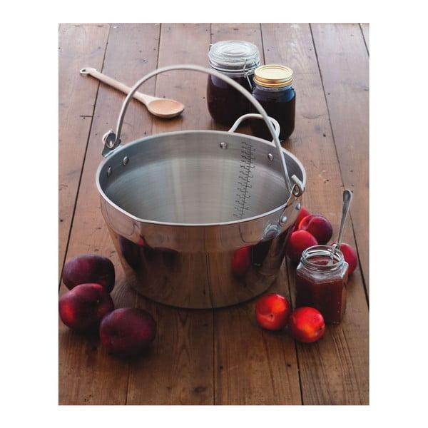 Nerezový zavařovací hrnec Kitchen Craft Home Made, 9 litrů
