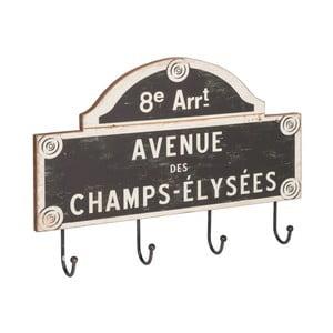 Kovový věšák Avenue
