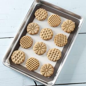 Razítka pro výrobu domácích sušenek, 3 ks