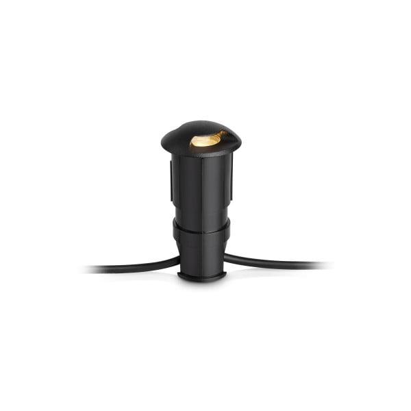 Garden Star Light fekete süllyesztett lámpa - Markslöjd