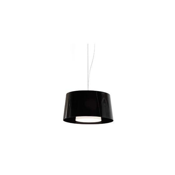 Závěsné světlo L001S/BA, černá
