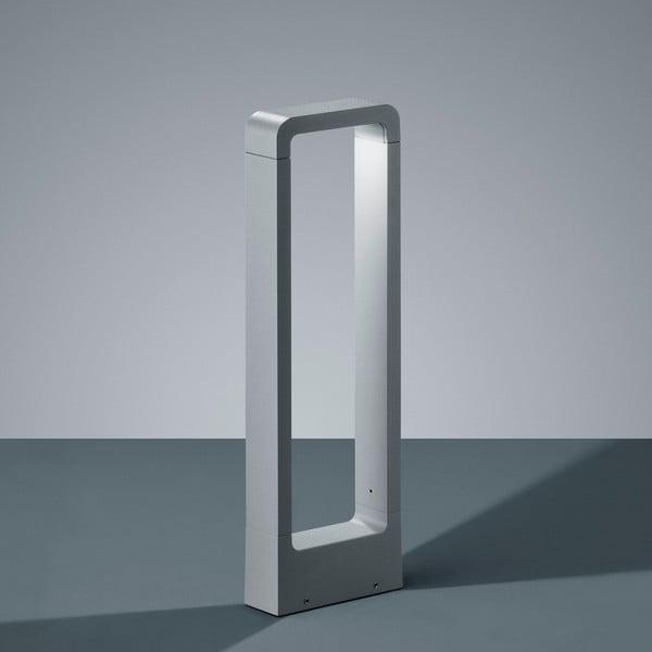 Venkovní stojací světlo Reno Titanium, 50 cm