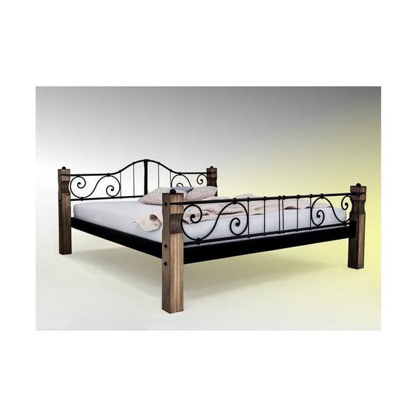 Kovaná postel Classic Lauren