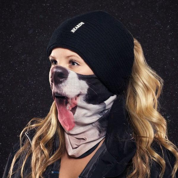 Lyžařská maska Collie Dog