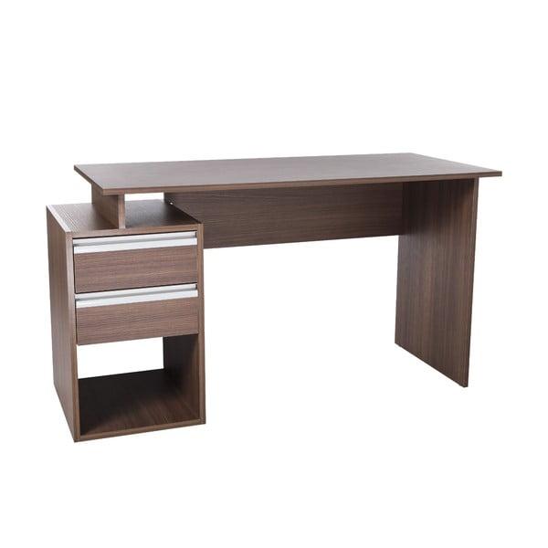 Pracovní stůl Feslegen Walnut