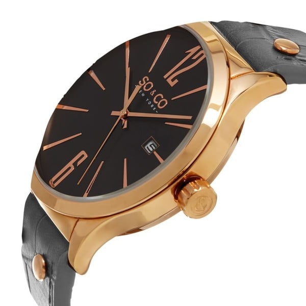 Pánské hodinky Madison Big Black