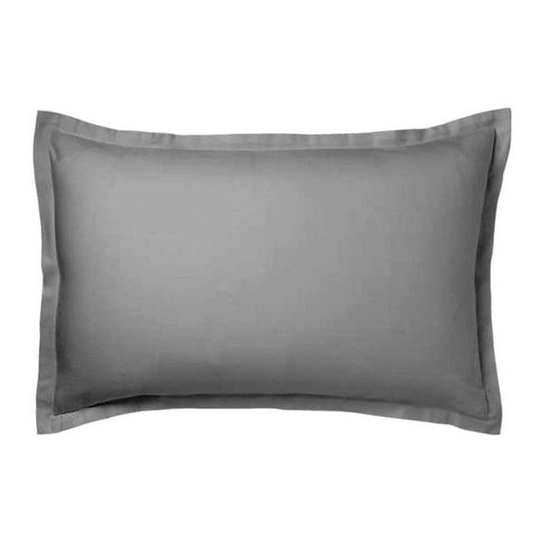 Povlak na polštář Liso Gris Perla, 70x80 cm