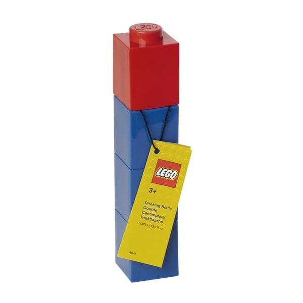 Lahev LEGO® Drink, modrá