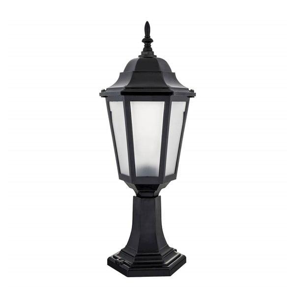 Černé zahradní svítidlo Moma