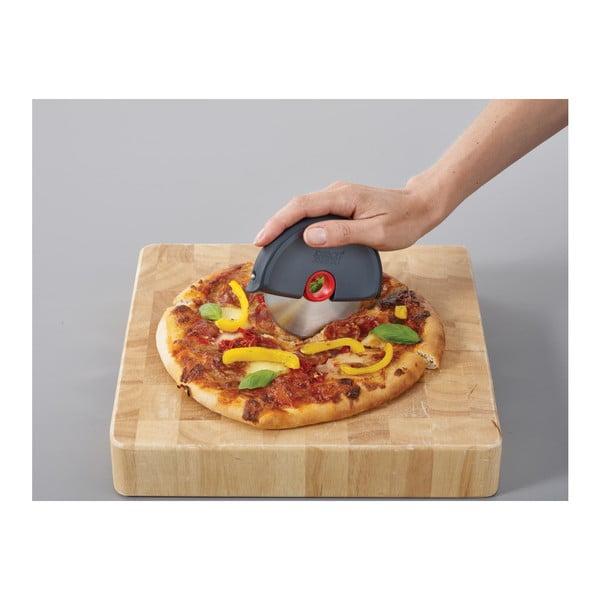 Tăietor pizza Joseph Joseph Disc, gri