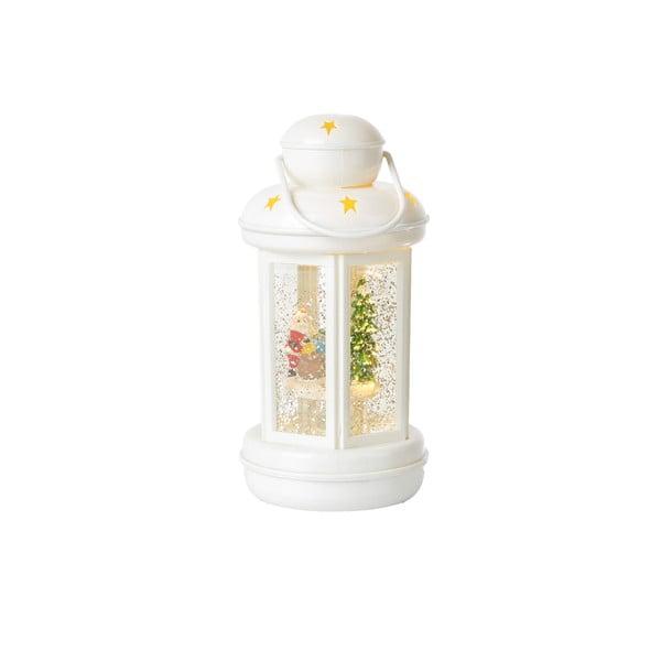 Felinar cu LED Markslöjd Cosy, înălțime 20 cm, alb