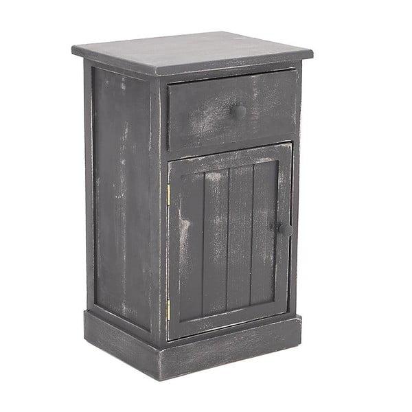 Noční stolek In Grey