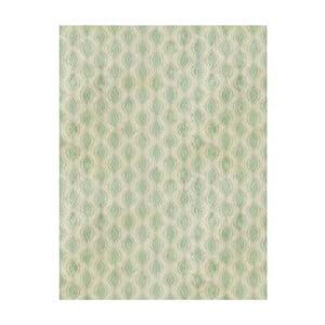 Vinylový koberec Retro Turquesa, 99x120 cm