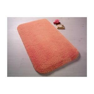 Covoraș de baie Confetti Bathmats Miami, 57 x 100 cm, roz/portocaliu