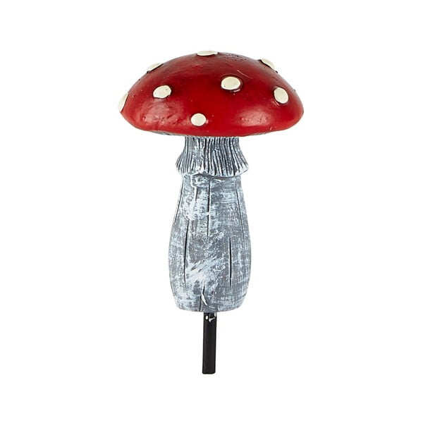 Dekorativní soška KJ Collection Mushroom, výška 7,5 cm