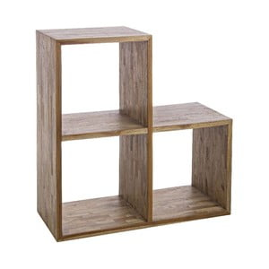 Etajeră din lemn reciclat Bizzotto Alvin
