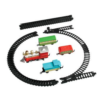 Set mini tren și cale ferată Rex London imagine