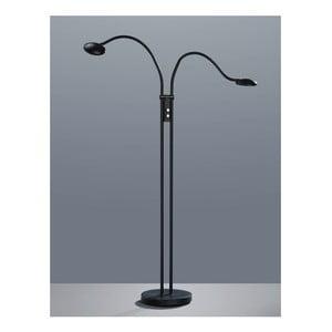 Stojací lampa Double Trio 4265 Serie, černá