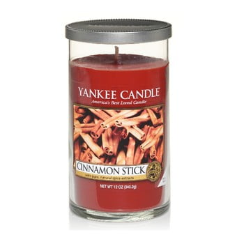 Lumânare parfumată Yankee Candle Cinnamon Stick, timp de ardere până la 90 ore de la Yankee Candle