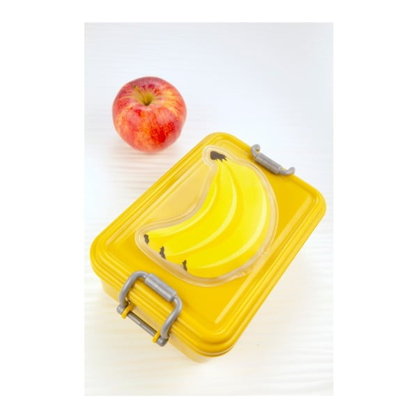 Chladící / Ohřívací polštářek ve tvaru banánů Kikkerland Fruits