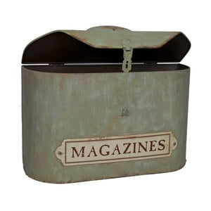 Cutie suport pentru căni Antic Line Magazines