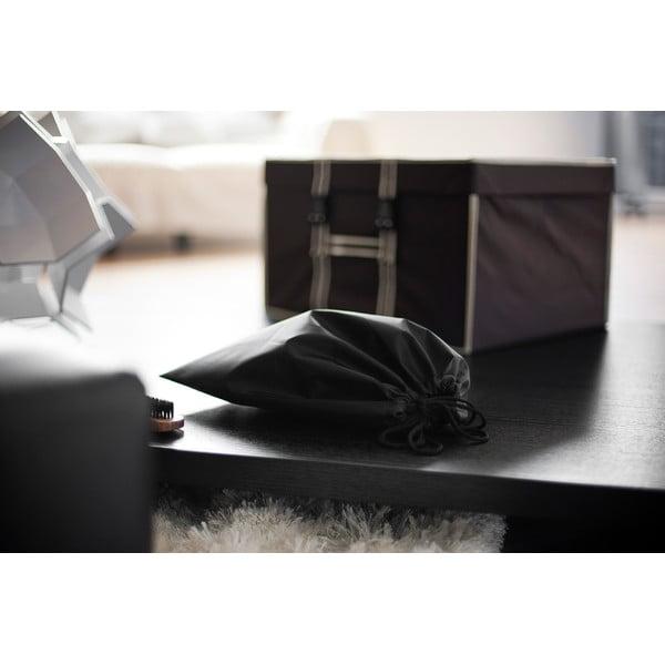 Sada 2 černých sáčků na obuv Compactor Bags