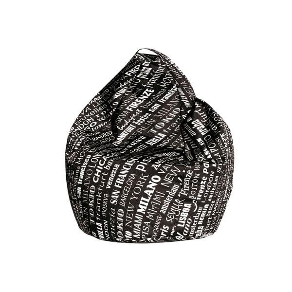 Sedací vak Bag Black
