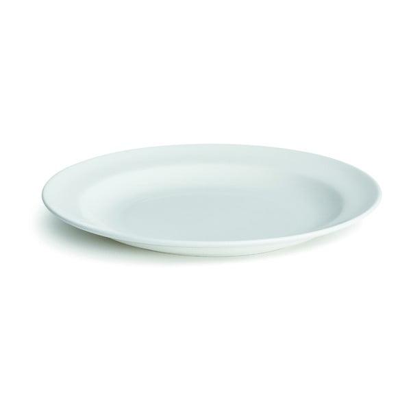 Kaolin fehér csontporcelán tányér, ⌀ 17 cm - Kähler Design