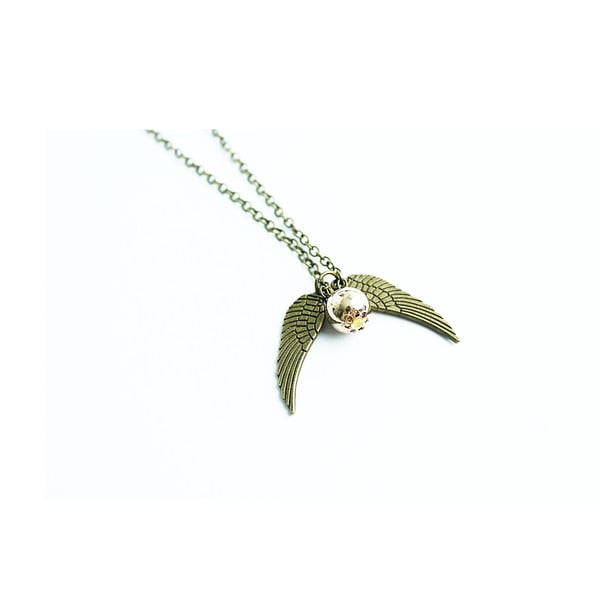 Náhrdelník Wings Love Pearl