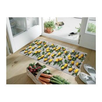 Covor Foarte Rezistent Webtappeti Limoni, 58 X 280 Cm