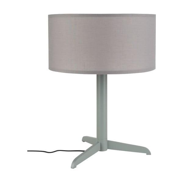 Šedá stolní lampa Zuiver Shelby