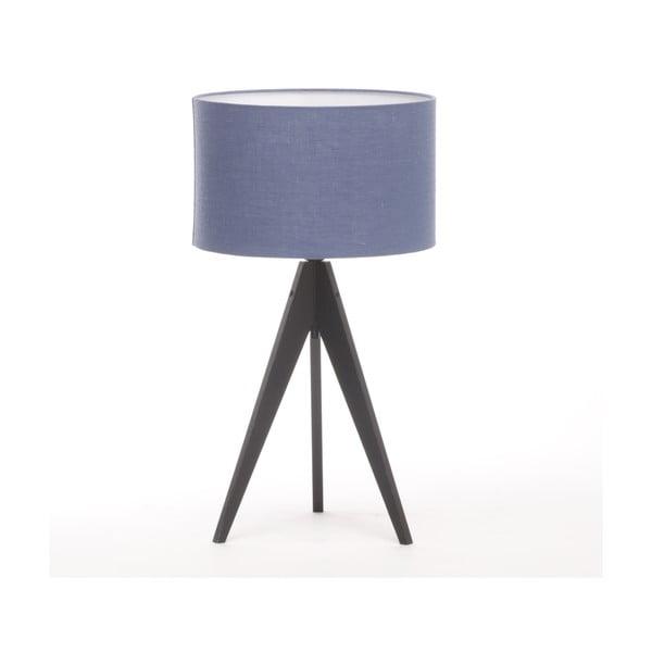 Stolní lampa Arist Dark Blue/Black