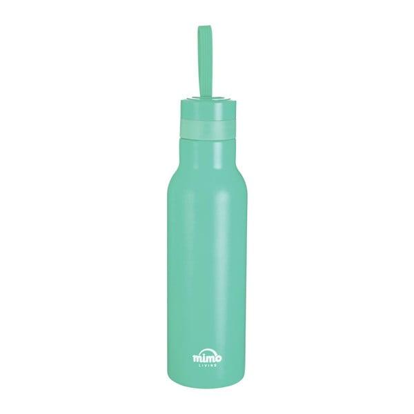 Tyrkysová športová fľaša Premier Housowares Mimo, 500 ml