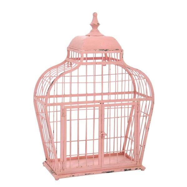 Ptačí klec Iron Pink
