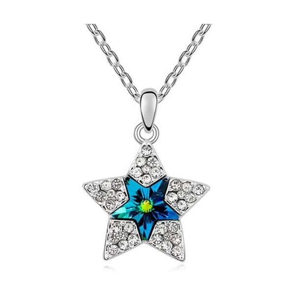 Naszyjnik z kryształami Swarovski Elements Crystals Marion