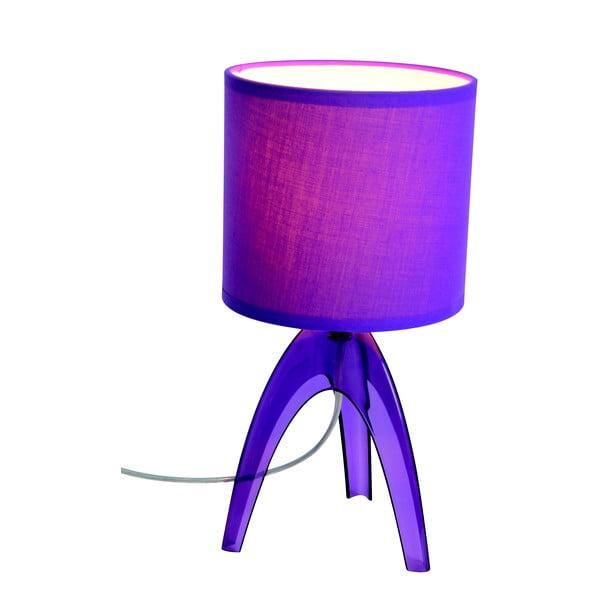 Stolní lampa Meteo Purple