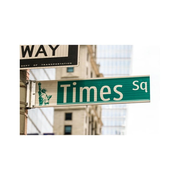 Obraz Times Square, 45x70 cm