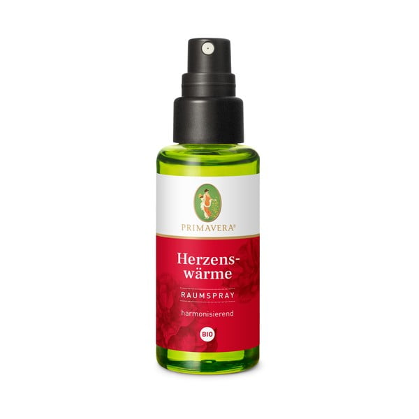 Spray de cameră Primavera Heart Warming, 50 ml